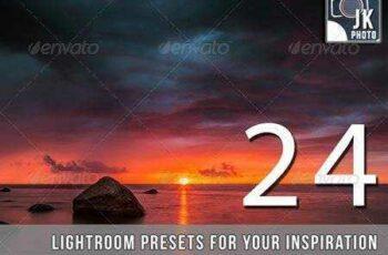 1704231 24 Pro Landscape Lightroom Presets 8343823 3