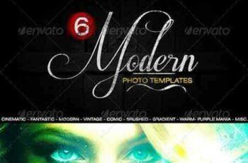 1704265 6 Modern Photo Templates 6190999 8