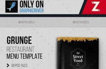1704269 Grunge Restaurant Menu Template 20259204 3