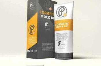1704289 Cosmetic Mockup - Cream Tube 1694354 9