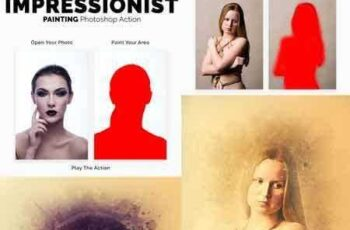 1705015 Impressionist Painting Photoshop Action 20448975 6