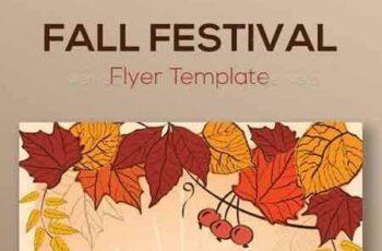 1705041 Fall Festival Flyer Template 13181451 7
