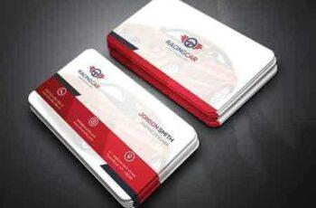1705049 Racing Car Business Card 1790137 11