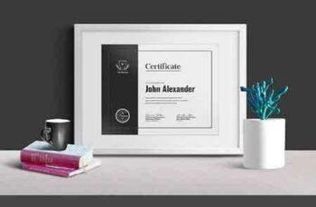 1705069 Certificate 1727122 4