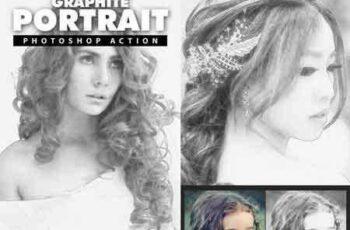 1705081 Graphite Portrait Photoshop Action 20428615 7