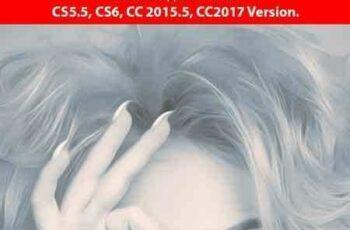 1705105 Glossy & HDR Art 20408732 4