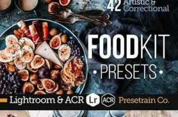 1705134 FoodKit - Food Presets for LR & ACR 1313246 7