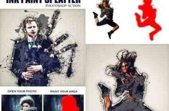 1705157 Ink Paint Splatter Photoshop Actions 20484468 5