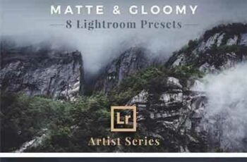 1705161 Matte & Gloomy – Lightroom Presets 1779846 3
