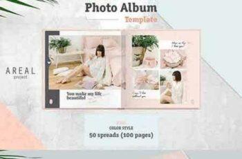 1705177 Photo Album Template - Pink 1331545 3