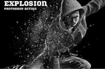 1705194 Explosion Photoshop Action 1772101 3