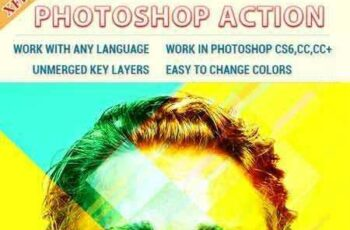 1705200 Colorful Rectangles Effect Photoshop Action 20566475 4