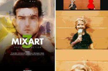 1705206 Mixart 3 Photoshop Action 20532997 9