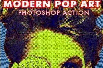 1705214 Modern Pop Art Photoshop Action 20505678 2