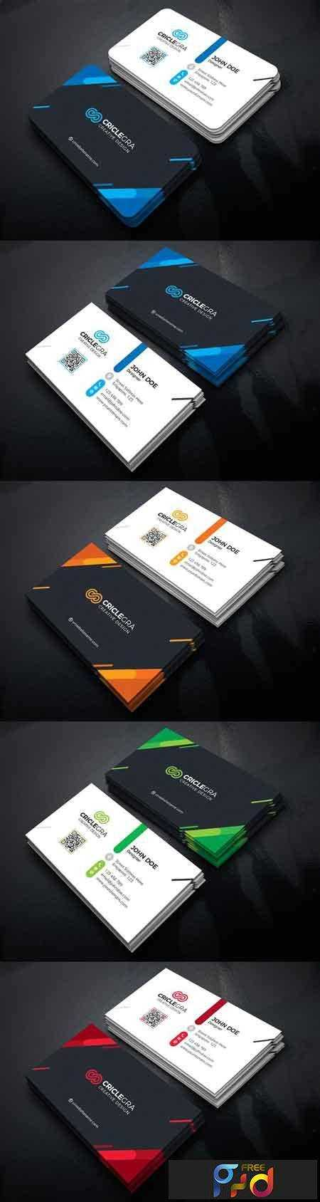 1705229 creative business card 1827632 free psd download free