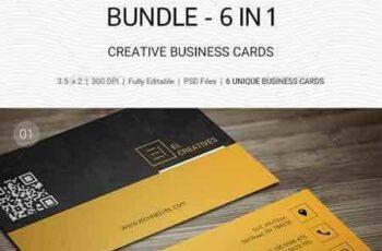 1705232 Bundle - Pro Business Cards - B43 20568241 5