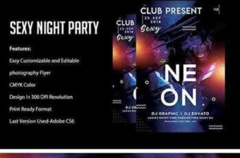 1705241 Night Party Flyer 1783098 7