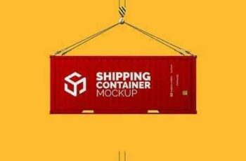 1705251 Shipping Container Mockup 1828174