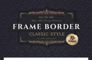 1705290 Frame borders & Ready-made cards 1850960 5