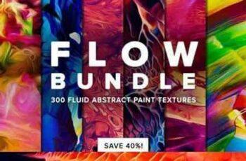 1706002 Flow Bundle—300 fluid paint textures 1734158 4