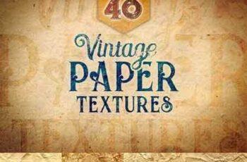 1706004 40 Vintage Paper Textures 1783697 7