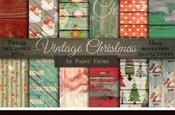 1706006 Vintage Christmas Backgrounds 1770876 5