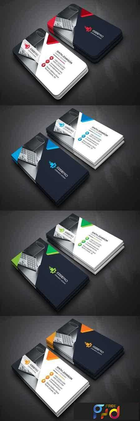Business Card Free PSD Download Free Photoshop - Google drive business card template