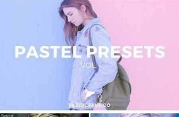 1706042 70+ Pastel Lightroom Presets Vol. I 1803748 7