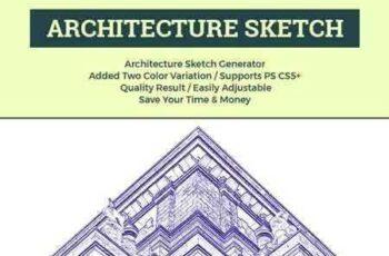 1706050 Architecture Sketch 20603535 5