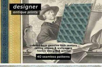 1706058 Designer Antique Print Patterns 1799473 7