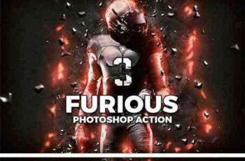 1706061 Furious Photoshop Action 1818796 1