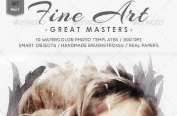 1706074 Fine Art - Great Masters Vol.1 7264111 4