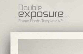 1706076 Double Exposure Frame Photo Template v2 11540742 4