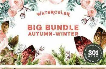 1706095 Autumn Winter Big Bundle 1818599 6
