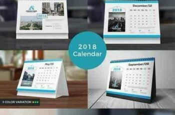 1706129 2018 Calendar 6