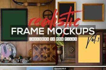1706134 Realistic Frame Mockups Vol.1 1792849 7