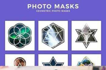 1706135 Geometric Photo Masks 1903158 4