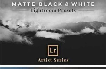1706152 Matte Black & White Lightroom Presets 1851194 2
