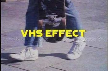 1706153 VHS EFFECT ACTION BY 2Ø7ART 3