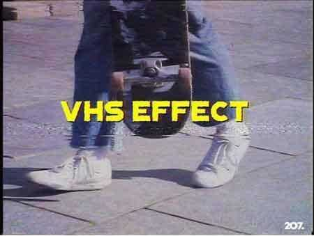 1706153 VHS EFFECT ACTION BY 2Ø7ART - FreePSDvn