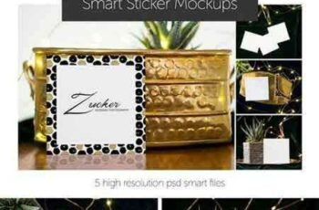 1706193 Elegant Square Sticker Mockups 1805657 2