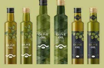 1706194 Olive Oil Bottle Mockup 1805673 4