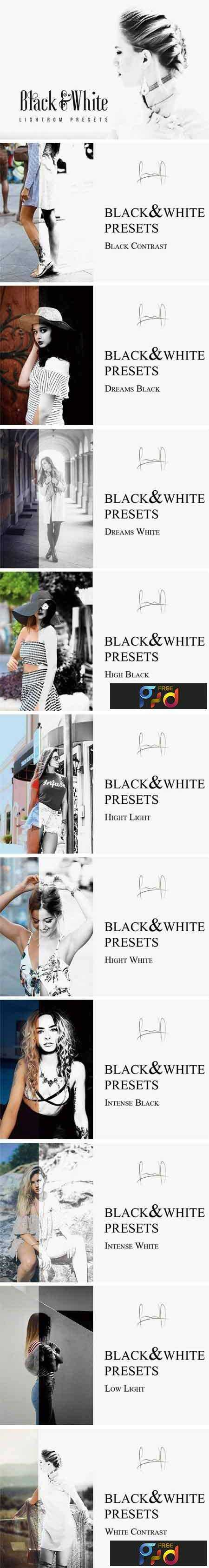 1706210 Black & White Lightroom Presets 1884026 1