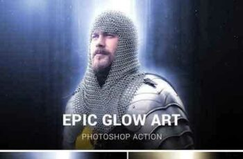 1706215 Epic Glow Photoshop Action 1852877 4