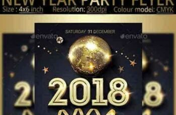1706265 New Year Party Flyer 20772387 7