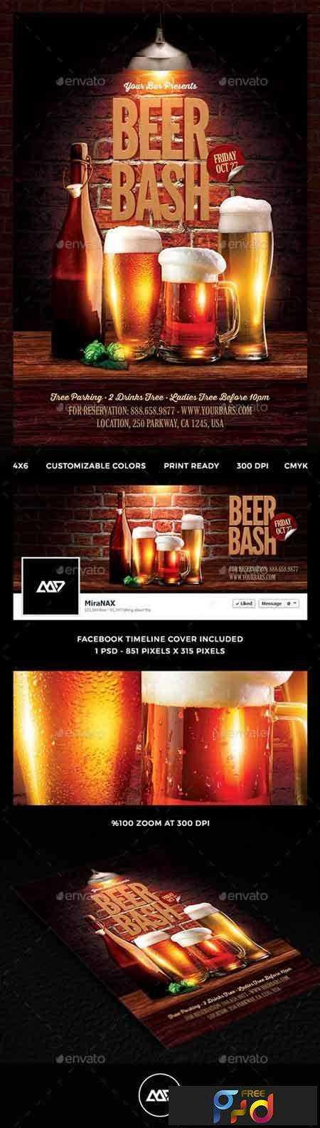 1706269 Beer Bash Flyer 12328945 1