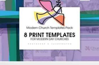 1706274 Modern Church Templates Pack 1682139 2