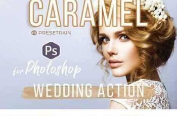 1706298 Caramel Wedding Photoshop Action 1890295 4