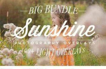 1706299 Sunshine Overlays Big Bundle 1806852 6