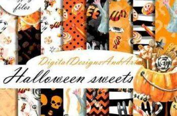 1707028 Halloween Sweets Paper 1905403 5